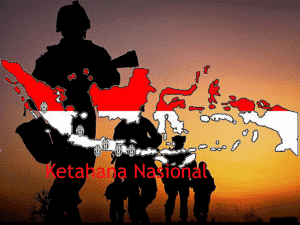 Ketahanan-Nasional