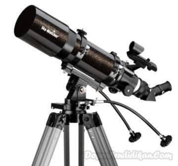 Pengertian, Fungsi Dan Bagian Dari Teleskop