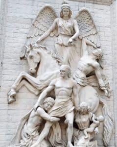 Pengertian Dan Macam - Macam Relief Seni Pahat Pada Zaman Kuno