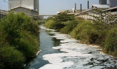Degradasi lingkungan