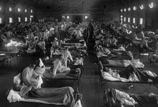 Sejarah Penyakit Influenza