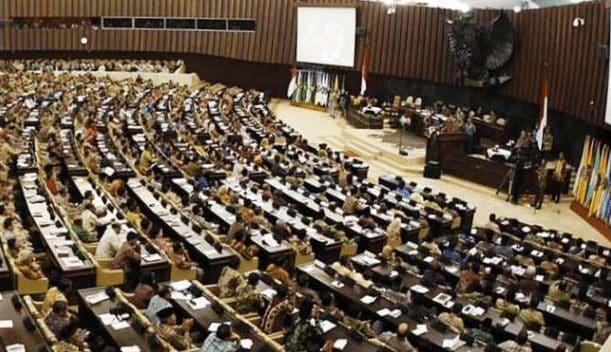 """""""DPR ( Dewan Perwakilan Rakyat )"""" Pengertian & ( Fungsi - Tugas - Hak )"""
