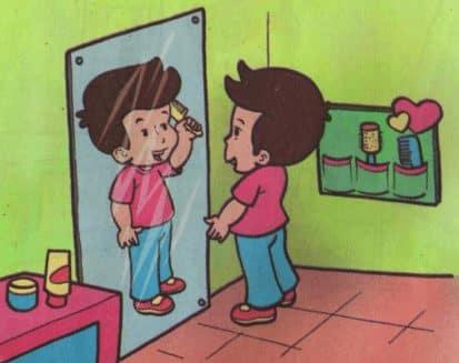 """""""Hukum Pemantulan Cahaya"""" Definisi & ( Percobaan – Bunyi Pada Cermin Datar )"""