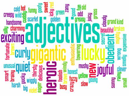 """""""Kata Sifat ( Adjektiva ) Pengertian & ( Ciri - Proses Pembentukan - Contoh )"""