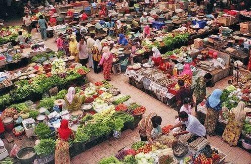 """""""Pasar Persaingan Sempurna"""" Pengertian & ( Bentuk – Ciri – Contoh – Kelebihan – Kelemahan )"""