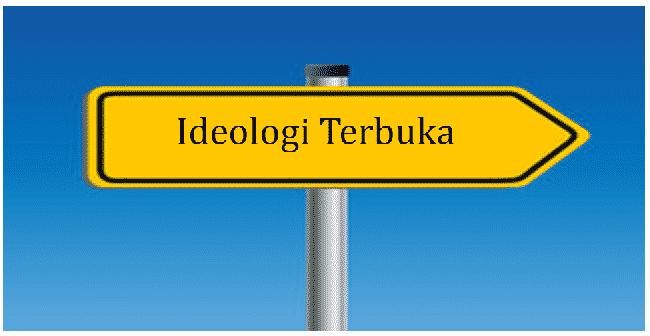 Ideologi-Terbuka