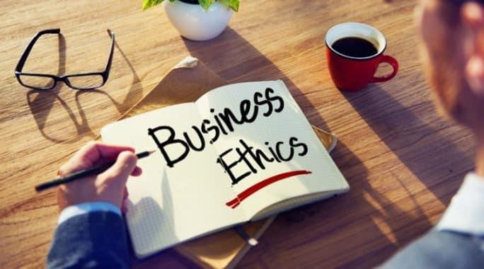 """""""Etika Bisnis"""" Pengertian & ( Aspek – Sudut Pandang – Prinsip – Manfaat )"""