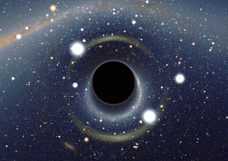 Miniature Black Hole