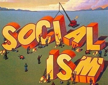 """Ideologi Sosialisme"" Pengertian & ( Ciri - Contoh )"