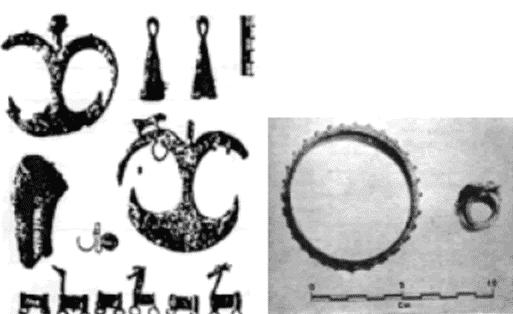 Aneka Ragam Perhiasan dari Perunggu