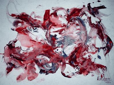 Aliran Seni Lukis Abstraksionisme