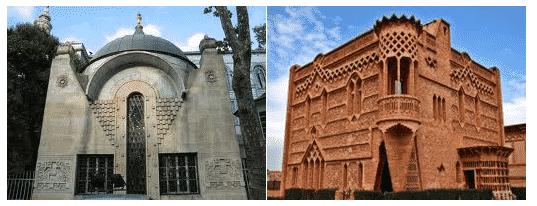 Aliran Seni Lukis Art Nouveau