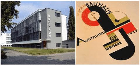 Aliran Seni Lukis Bauhaus