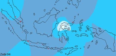 Angin-Muson-Timur