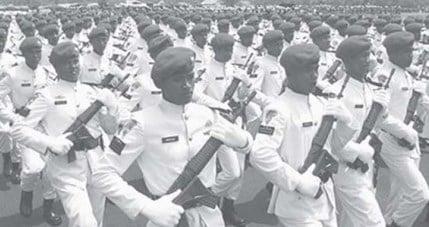 Angkatan bersenjata