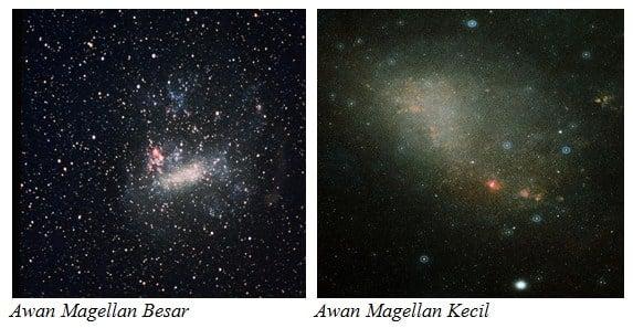 Awan Magellan Besar dan Kecil