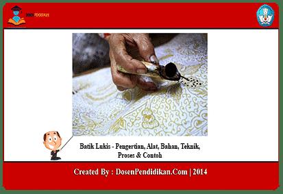 Batik-Lukis