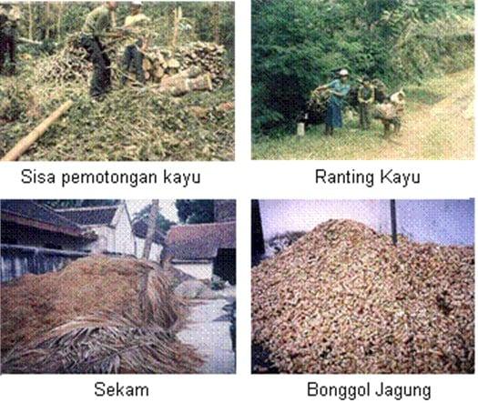 Gambar Limbah Biomassa