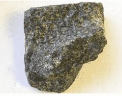 Jenis Batuan Peridotit