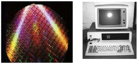 Komputer generasi ini dimulai dari IBM S