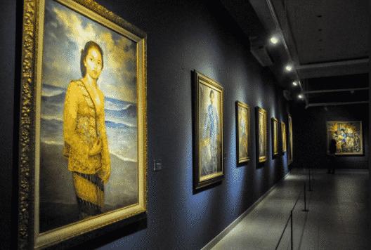 Pameran 'SenandungIbu Pertiwi', Koleksi IstanaKepresidenan Indonesia