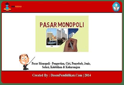 Pasar-Monopoli