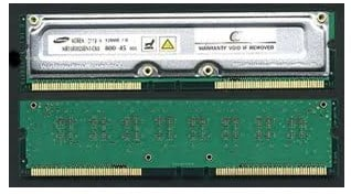 RDRAM PC 800