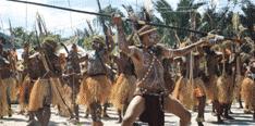 Tari Perang Papua