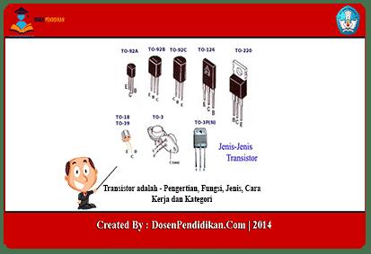 Transistor-adalah