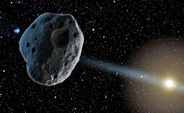 """Asteroid"" Pengertian & ( Ciri - Klasifikasi - Contoh - Kesimpulan )"