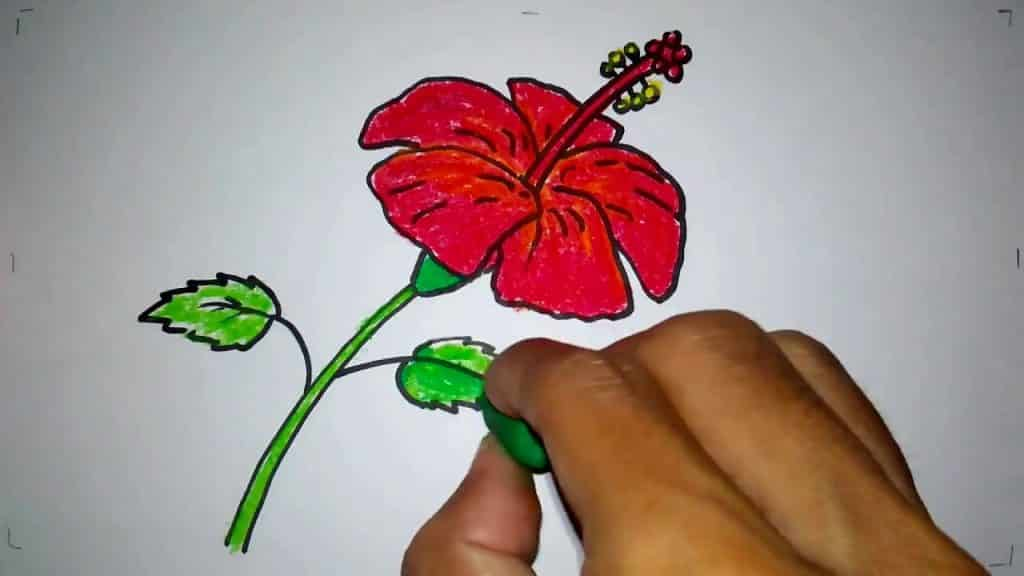 contoh gambar sketsa