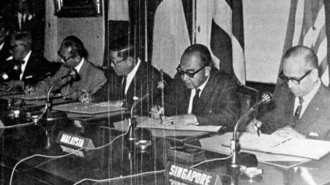 Deklarasi Bangkok : Sejarah, Penandatanganan, Tokoh, Isi Dan Hasil