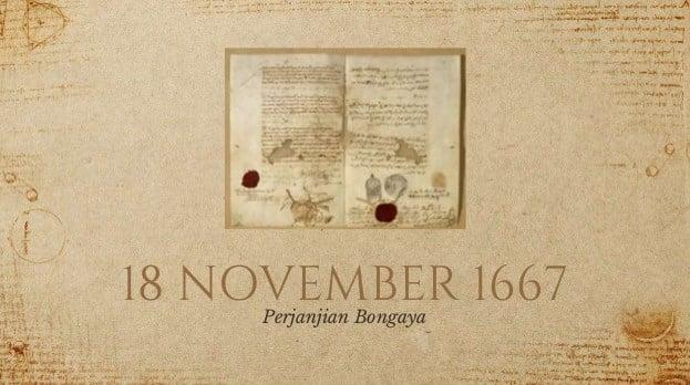 Perjanjian Bongaya – Pengertian, Latar Belakang, Isi, Makna Dan Dampaknya