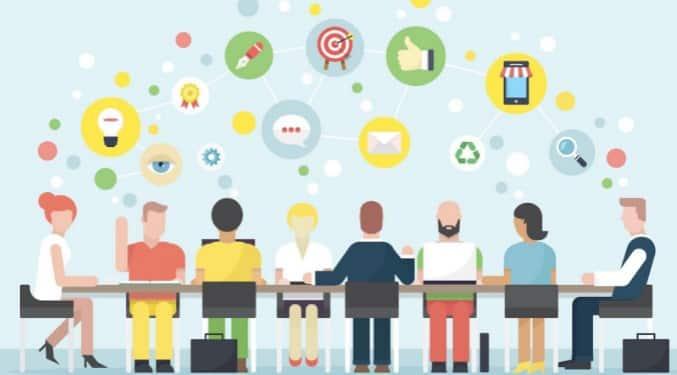 """""""Komunikasi Bisnis"""" Pengertian & Menurut Para Ahli Serta ( Tujuan - Fungsi - Unsur )"""