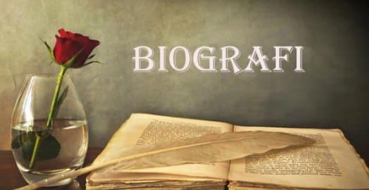 Jenis-Jenis Biografi