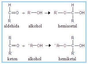 hemiasetal dan hemiketal