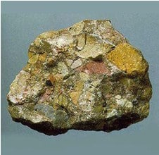 Batuan Sedimen Breksi