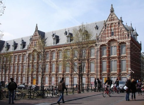 Kamar Dagang VOC di Amsterdam