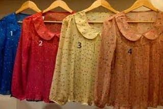 Baju yang berasal dari kain