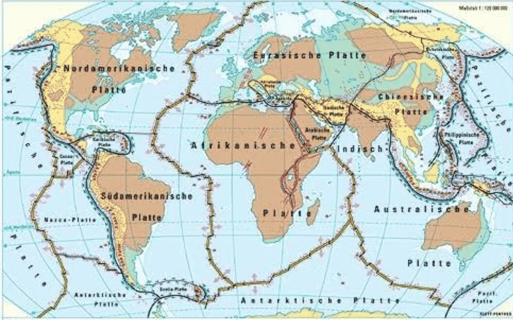 Lempeng-Tektonik