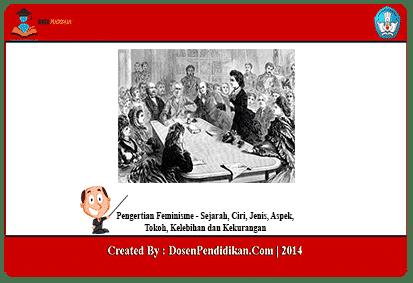 Pengertian-Feminisme