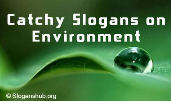 Contoh Slogan Lingkungan