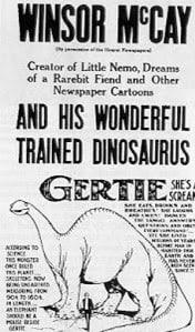 Gartie The Dinosaur