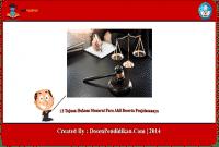 Tujuan Hukum Menurut Para Ahli