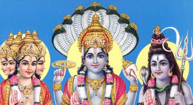 konsep ketuhanan agama hindu