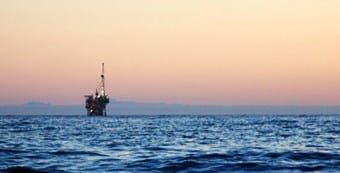 permukaan laut telah menurun sebesar 0,1