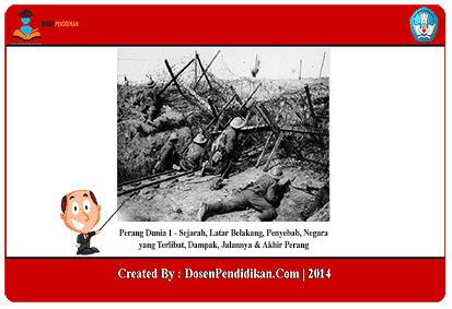 Perang Dunia Ke I