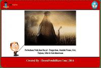 Perbedaan Nabi dan Rasul