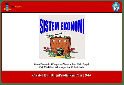 Sistem-Ekonomi
