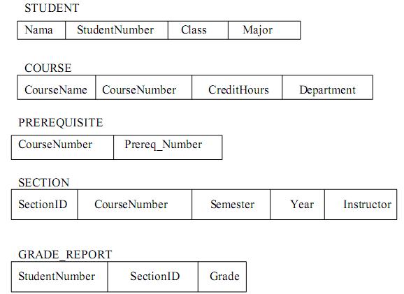 Basis Data Bentuk Skema